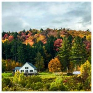 House, Farm, Vermont